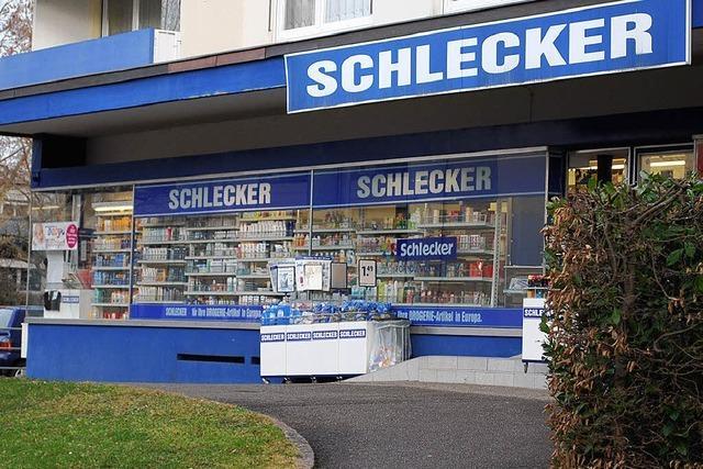 Alltag in den Lörracher Schlecker-Filialen