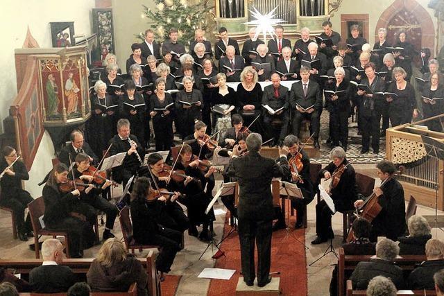Eine Sternstunde der Kirchenmusik
