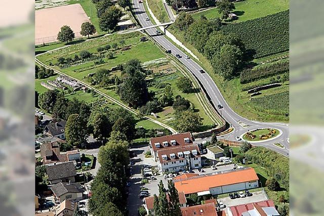 Die Dorfentwicklung dominiert den Haushalt