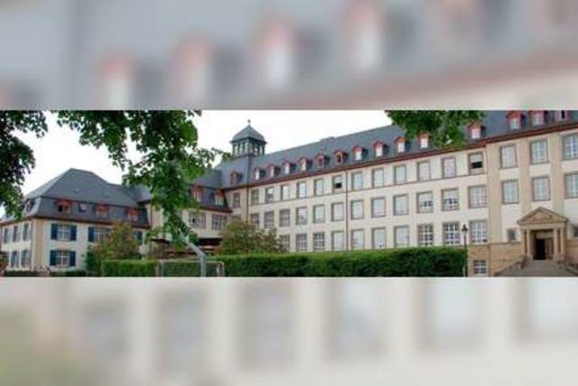 Das CSG Lahr feiert 100. Geburtstag seines Domizils