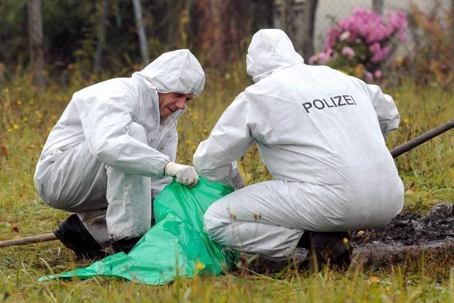 Tod eines Fünfjährigen – Spraydose verursachte Verpuffung