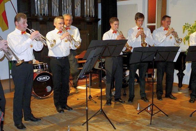 Trompete trifft XXXL-Orgel