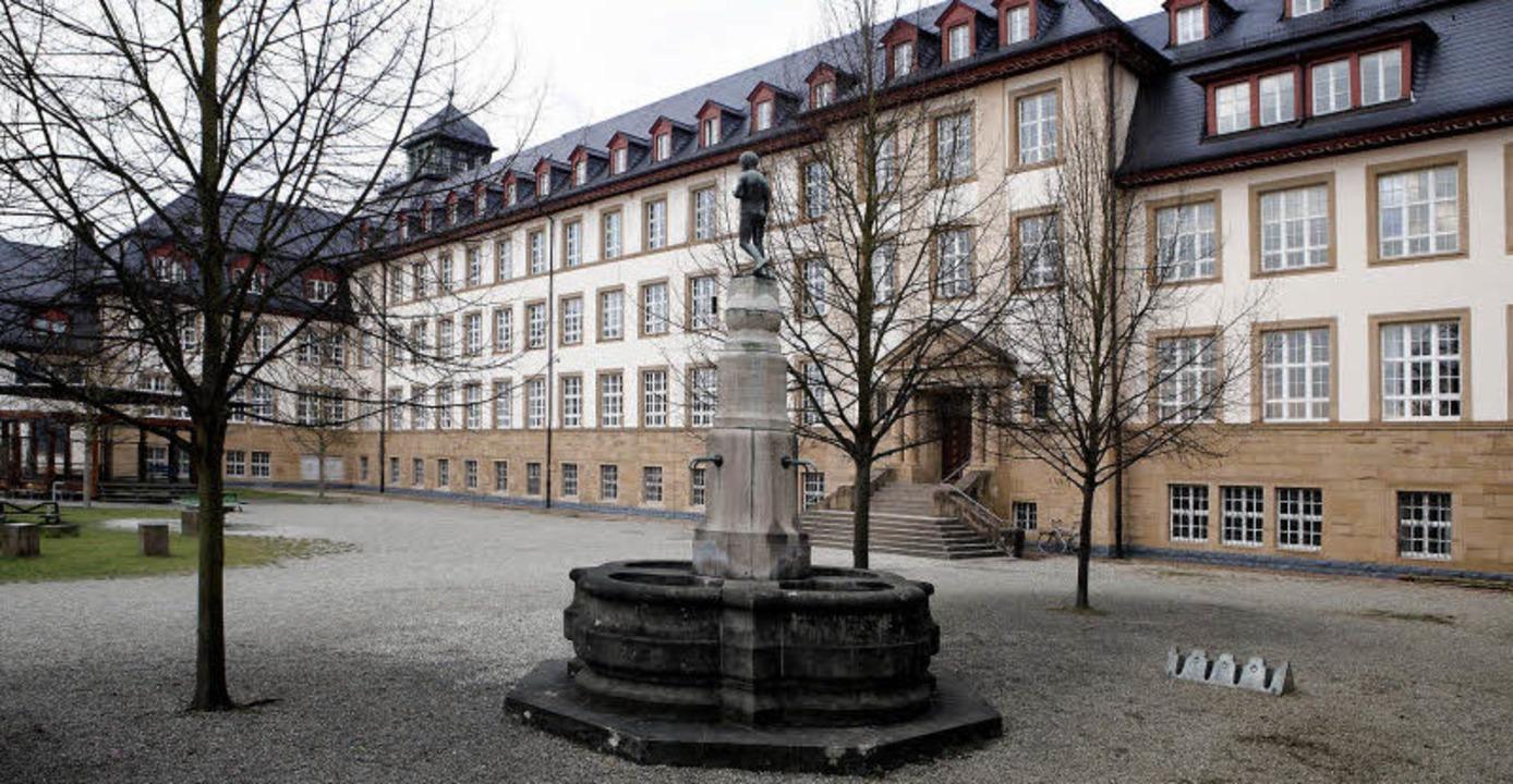 Altehrwürdiges Schulgebäude  | Foto: Christoph Breithaupt