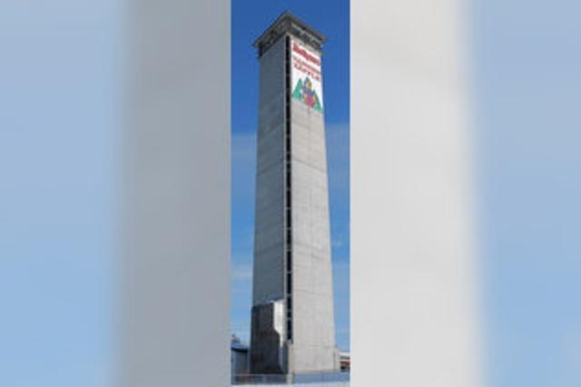 Ein Turm für die Touristen
