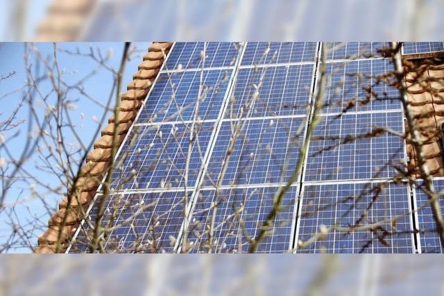 Keine Photovoltaikanlage auf dem Klärwerk-Areal