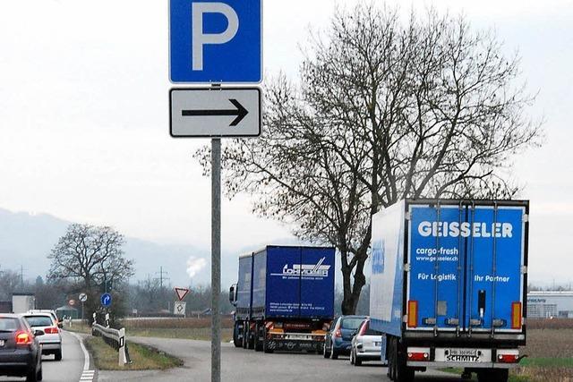 Bei Rheinfelden-Süd sind Fragen offen