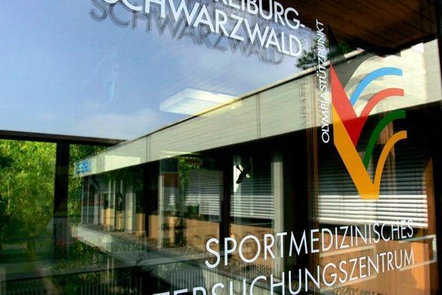 Leistungssport ja, Doping nein – die Pläne der Freiburger Sportmedizin
