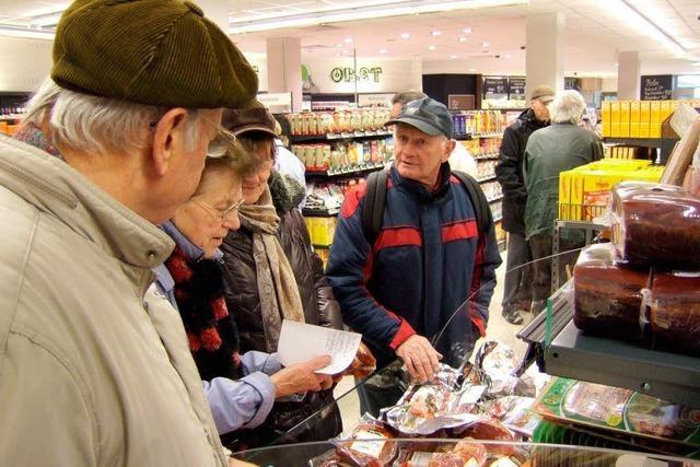 Neuer Lebensmittelmarkt im Ortskern:
