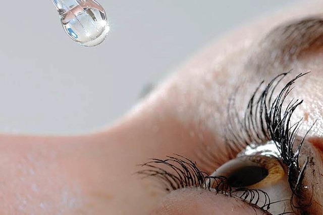 Hochansteckende Augenkrankheit breitet sich aus