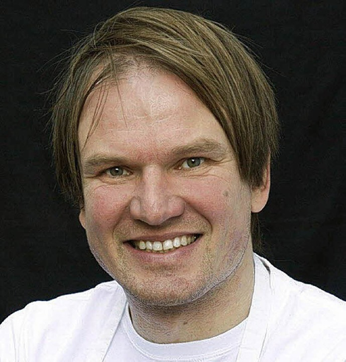 Arbeitete ein Jahr am Rezept: Kuchenbäcker Stefan Linder. Foto: Michael Wissing  | Foto: Michael Wissing
