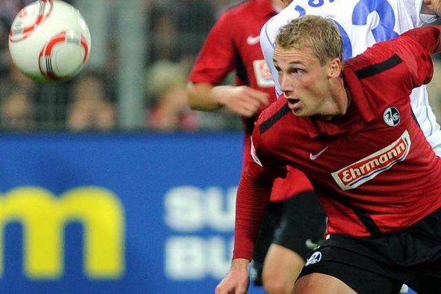 Felix Bastians wechselt sofort von Freiburg nach Berlin