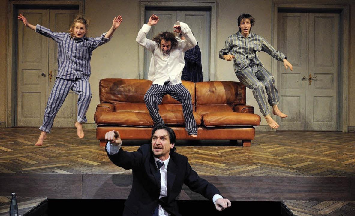 Theater Freiburg: Children of The Revolution  | Foto: MAURICE KORBEL
