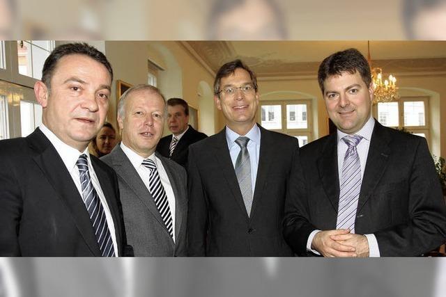 Schwab plädiert für Binnenmarkt mit der Schweiz
