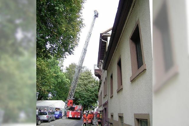 Mittel für die Feuerwehr