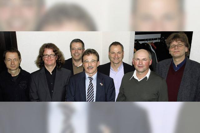 Der FV Lörrach-Brombach hat seine erste gewählte Führung
