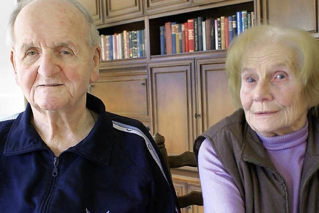 Seniorenclub ist beiden eine Herzensangelegenheit