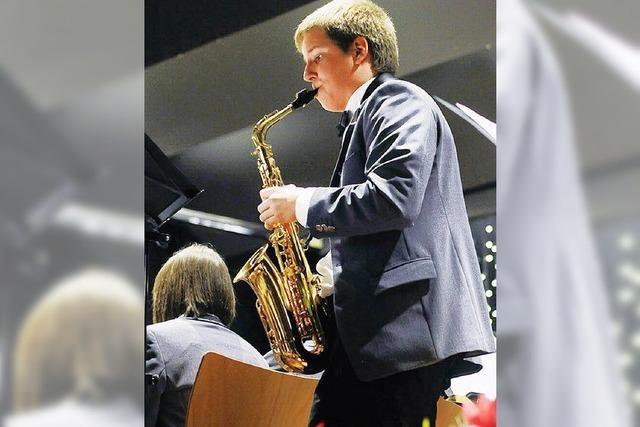 Eis für den Nachwuchs und viel Lob fürs Orchester