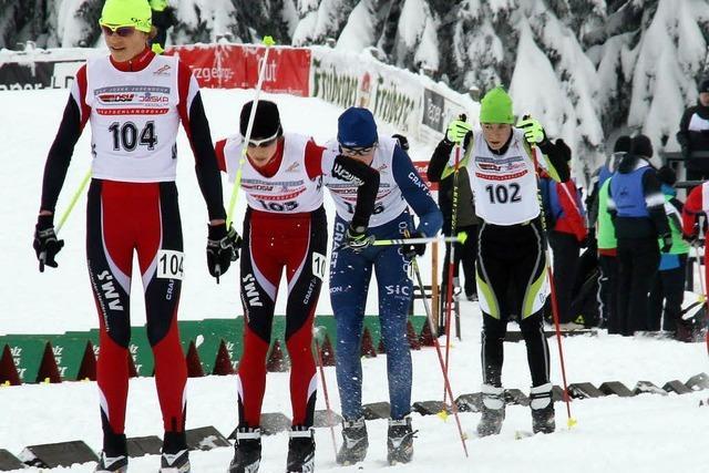 Doppelter Triumph für Stefanie Böhler