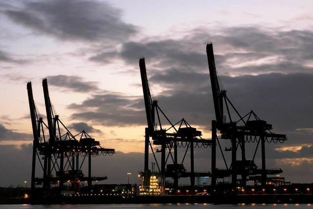 Deutsche Reeder vorn beim Waffenschmuggel