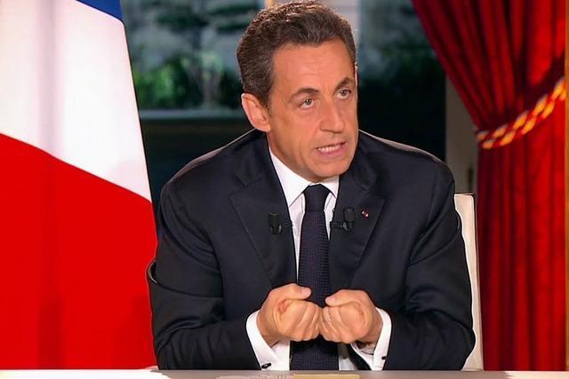 Sarkozy: Steuer auf Finanztransaktionen kommt
