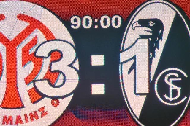 Medien: Mainz eine Klasse besser als der SC Freiburg