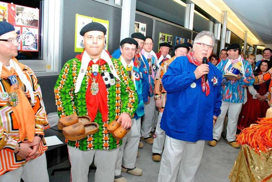 Impressionen vom Jubiläumsfest der Rhy-Waggis (Foto: Norbert Sedlak)
