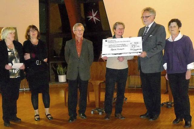 Spenden für die Klinikkapelle