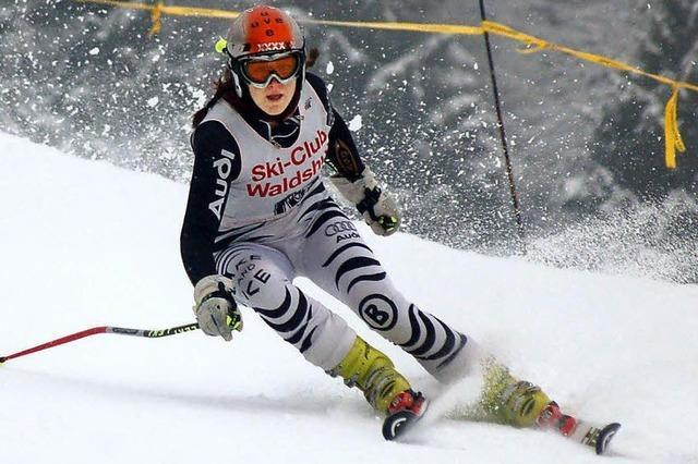 Dietsche Vierte im Slalom
