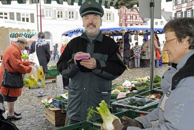 Marktmeister aus Passion