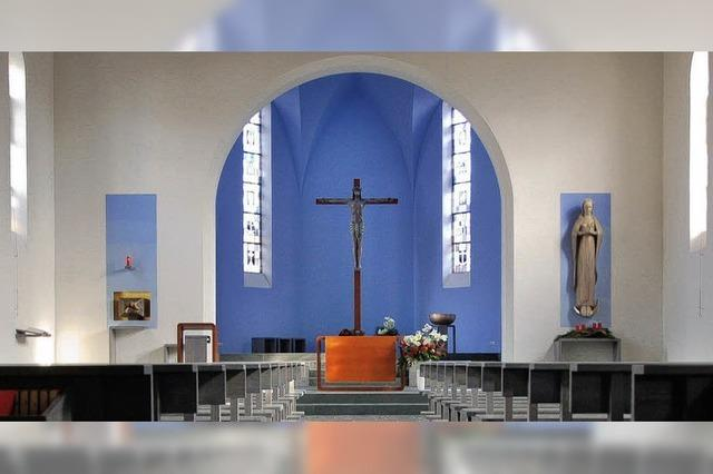 St. Maria wird heute 75 Jahre alt