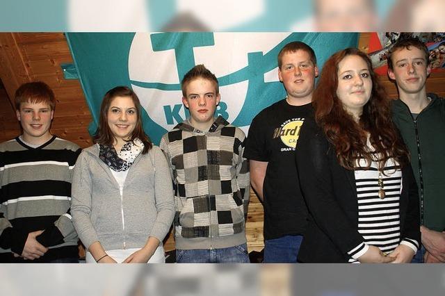 Wechsel an der Spitze der KLJB Rickenbach