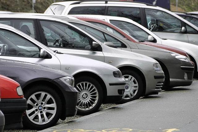 Mehr Parkplätze, mehr Verkehr?