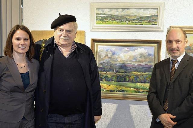 Ein Name – drei Künstler