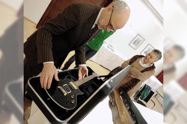Auktionshaus Christie's auf der Suche nach der Stradivari