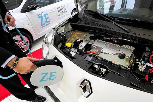 Öko-Institut: Elektroautos mit schlechter Klimabilanz