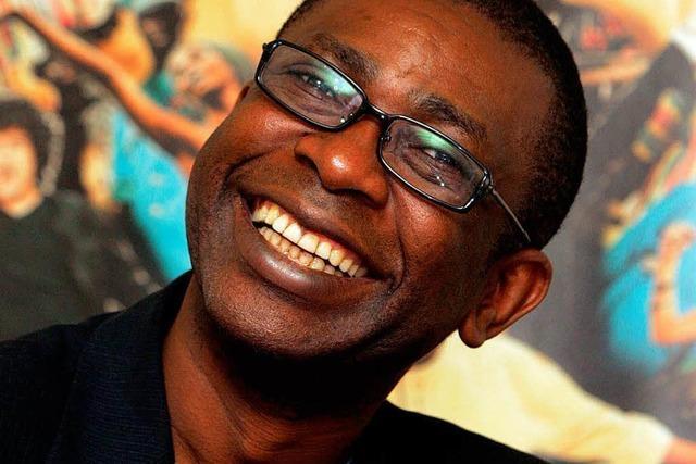 Senegal: Polizisten schlagen Sänger N'Dour