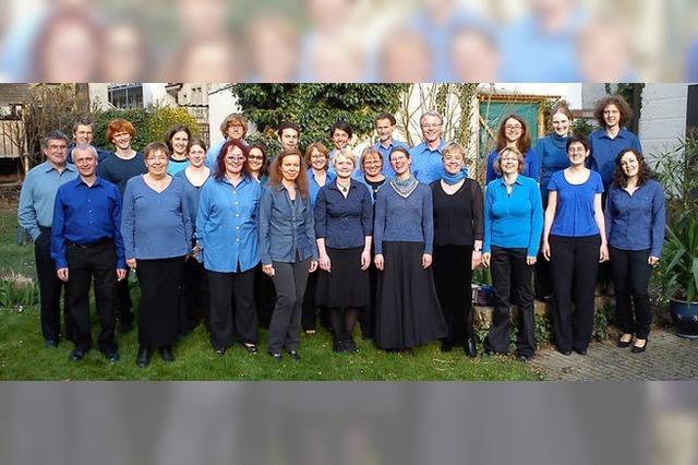 Russischer Chor in Wittnau