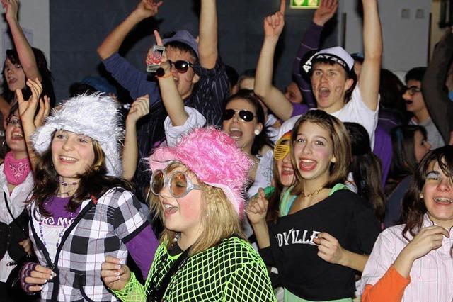 Jugend feiert wieder Fasnacht in der Stadthalle