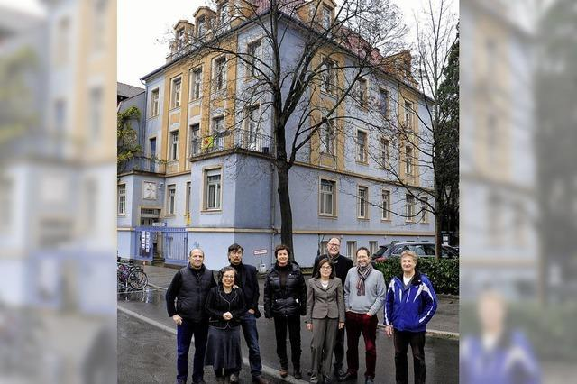 Freiburg: Von der Hegarklinik zum Hegarhaus
