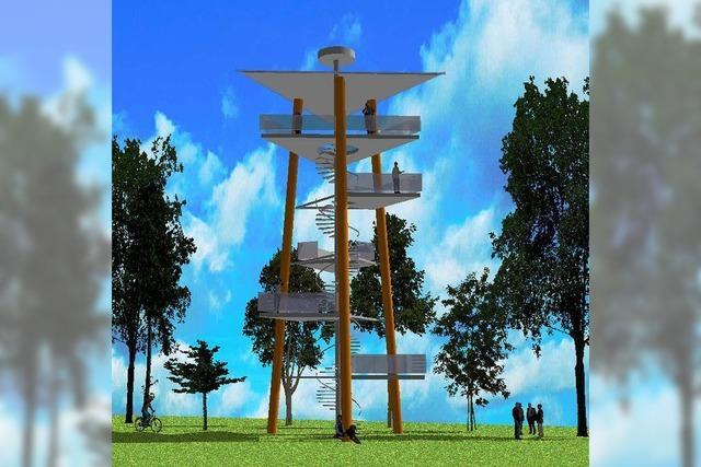Rust gönnt sich einen Aussichtsturm für 270.000 Euro