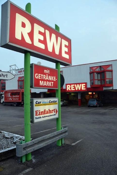 Rewe-Markt darf umziehen - Emmendingen - Badische Zeitung