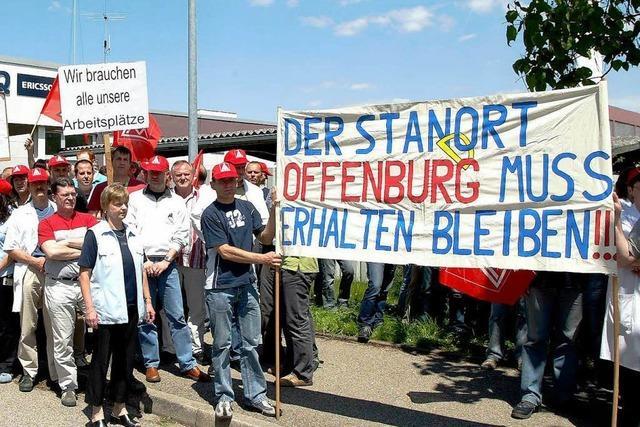 Bei Xenterio in Offenburg ist endgültig Schluss
