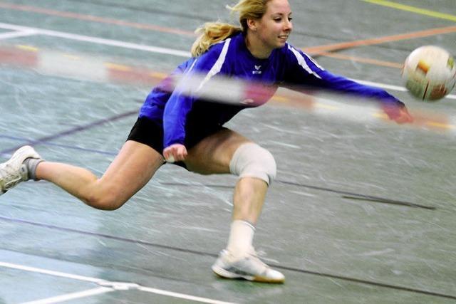 Weiler Faustballerinnen bleiben in 2. Bundesliga