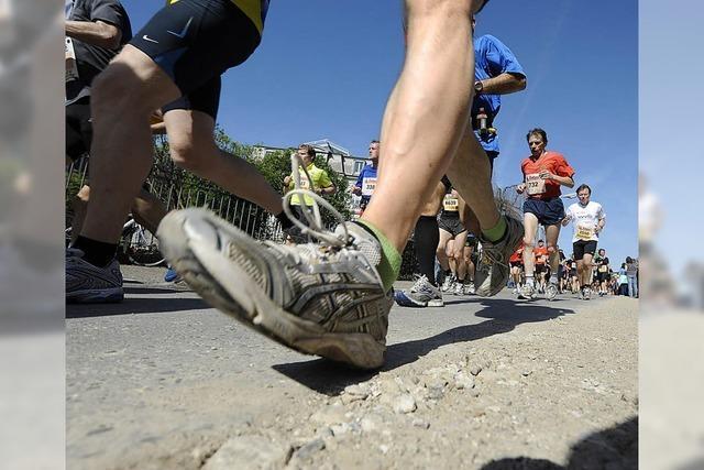 Freiburg Marathon: Auf neuem Kurs durch die Stadt