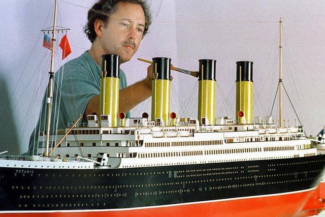 Anna Maria Koldau: Sachbuch über den Untergang der Titanic