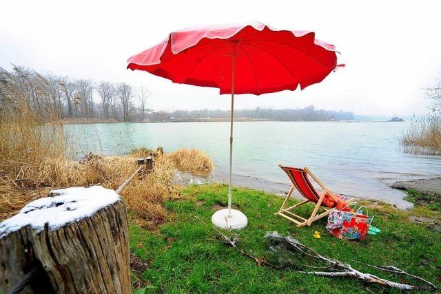 Neues Konzept für den Opfinger See