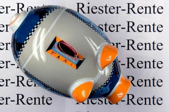 Die Riester-Rente: Besser als der Ruf