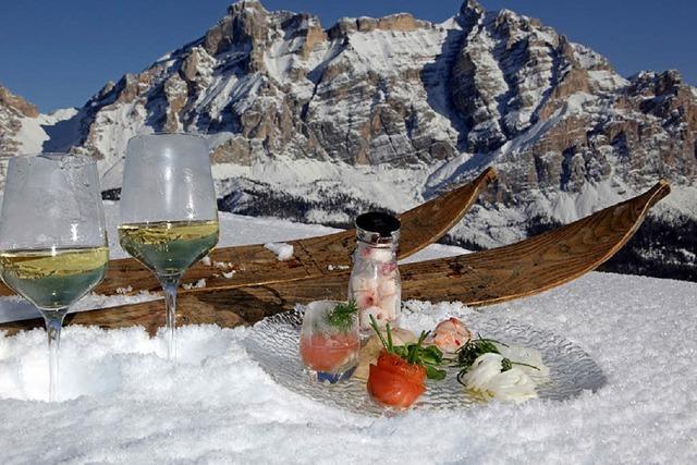 Alta Badia - Gipfel der Genüsse