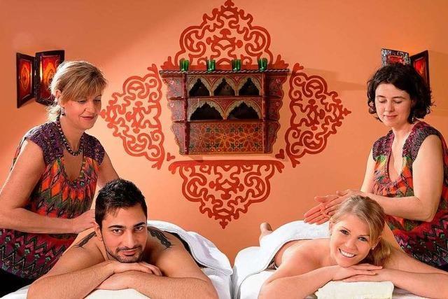 Das Marokkanische Bad