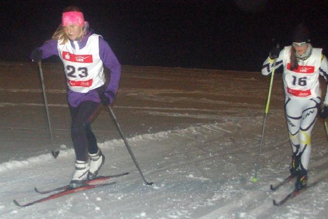 Minus-Rekord bei Schneetreiben in frostiger Nacht